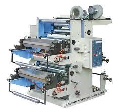 دستگاه چاپ دو رنگ